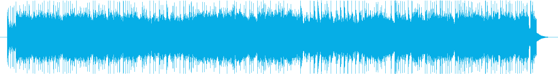 リフ一発×ギターロックの再生済みの波形