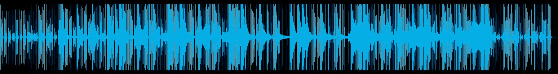 芽吹きをイメージした淡いミニマルポップの再生済みの波形