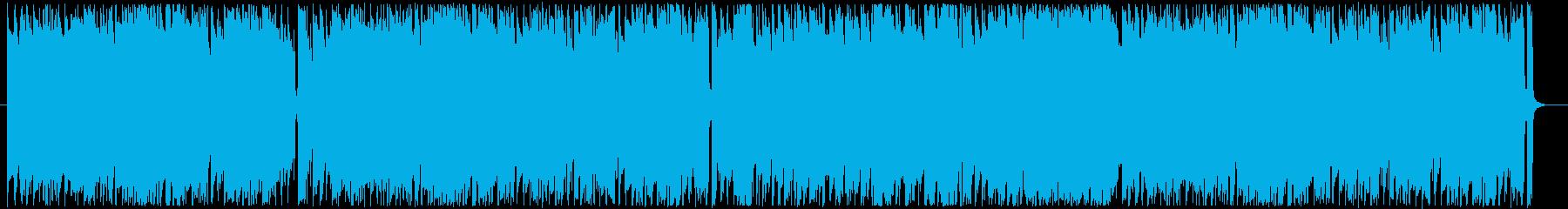 ブルース カントリー アクティブ ...の再生済みの波形