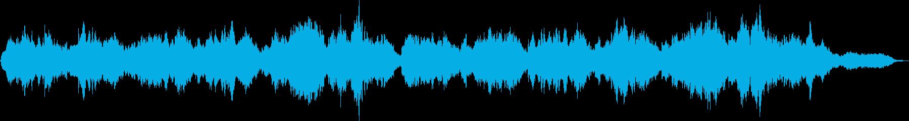 オーボエの旋律とSQ=穏やか、流麗の再生済みの波形