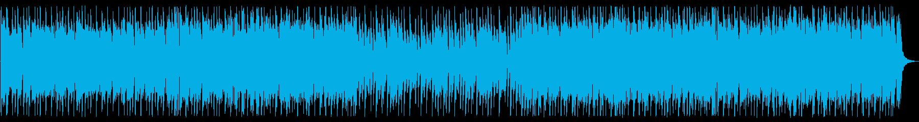 ギター/インディーロック_No454_2の再生済みの波形