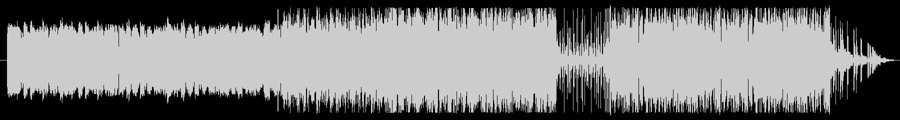 中世風古笛ワルツ:ホラー系や廃墟シーンにの未再生の波形