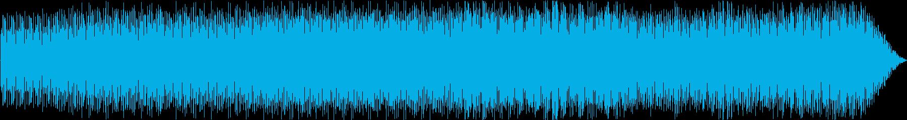 ギターロック-ダンスハウスの溝。ギ...の再生済みの波形