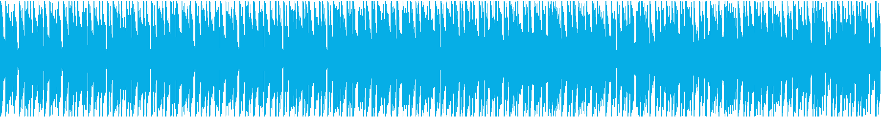 ゆったりしたボサノバ・休日・まったりの再生済みの波形