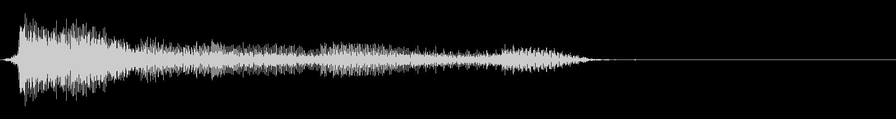 エレキギター:スライドアクセント、...の未再生の波形