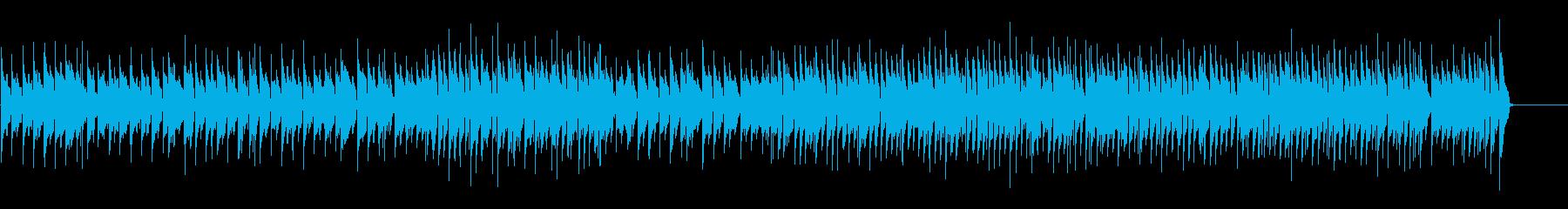 旅 紀行 CM 情報 ショッピングの再生済みの波形