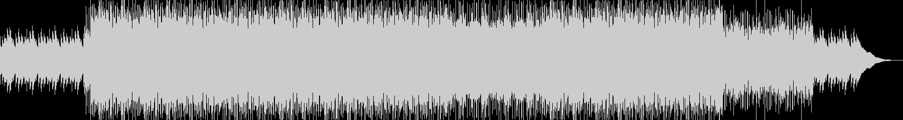 シンプルなロックギターサウンド-01の未再生の波形