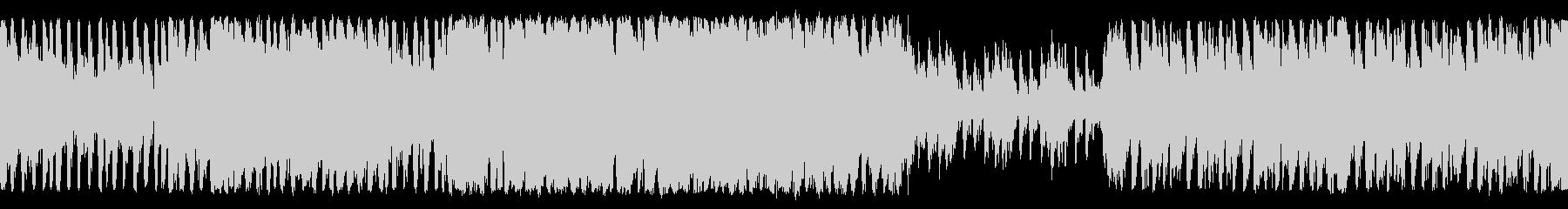 戦国オーケストラ 壮大な合戦 ループ仕様の未再生の波形
