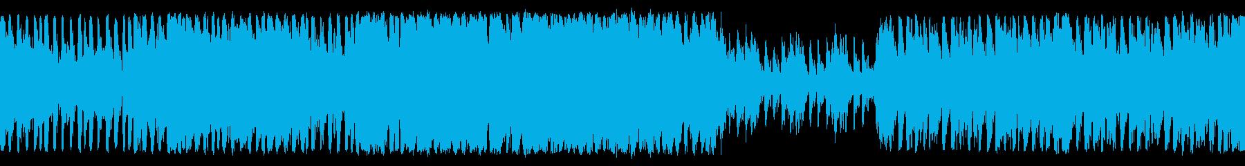 戦国オーケストラ 壮大な合戦 ループ仕様の再生済みの波形