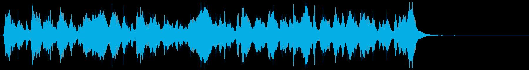 大冒険の幕開けわくわく金管重奏の再生済みの波形