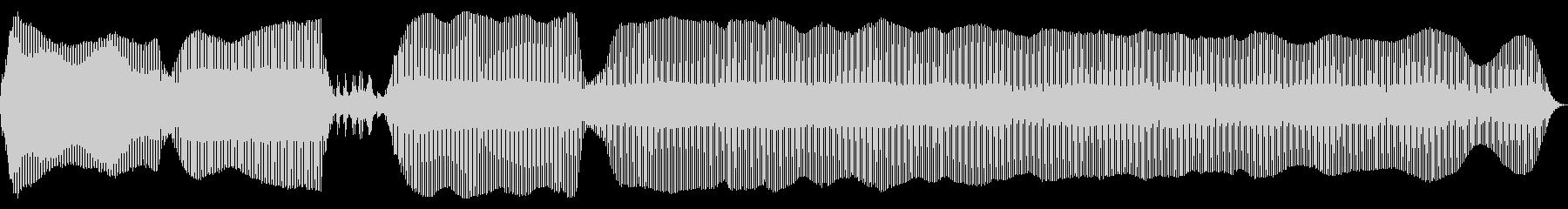 失敗 不正解 トランペットの未再生の波形