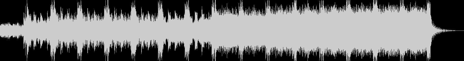ピアノメインの疾走感溢れるドラムンベースの未再生の波形