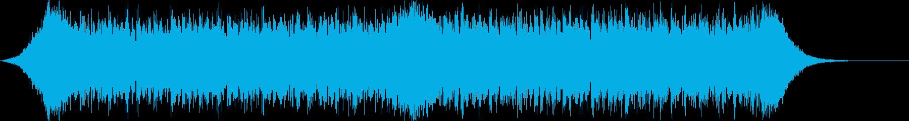 企業VPや映像49、壮大、オーケストラcの再生済みの波形