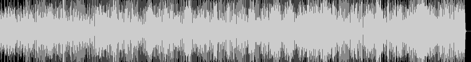 スウィング・ほのぼの・楽しいの未再生の波形