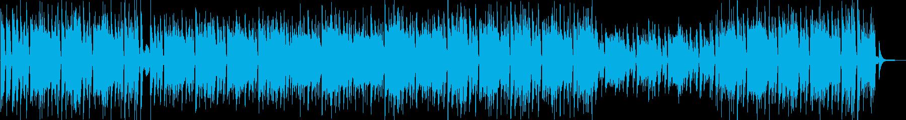 映像用の口笛楽曲。企業VPパズルゲームの再生済みの波形