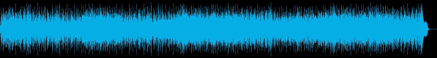メロウなフュージョン(フルサイズ)の再生済みの波形