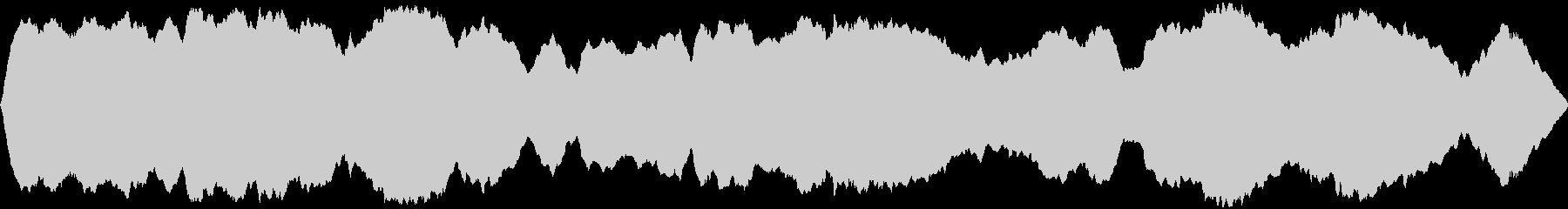 低音シンセドローン:光変調、低周波...の未再生の波形