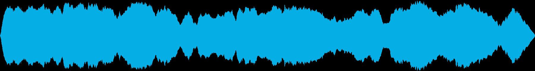 低音シンセドローン:光変調、低周波...の再生済みの波形