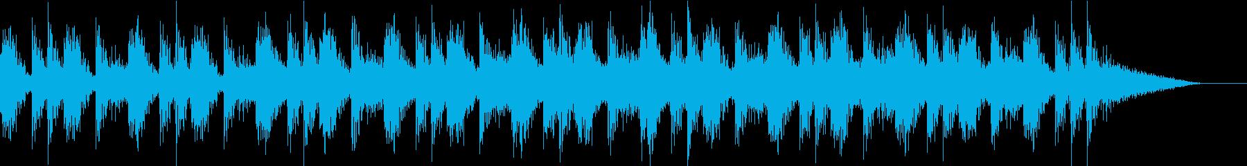 シネマティック サスペンス 環境 ...の再生済みの波形