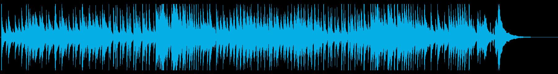 ひいらぎかざろう お洒落なピアノトリオの再生済みの波形