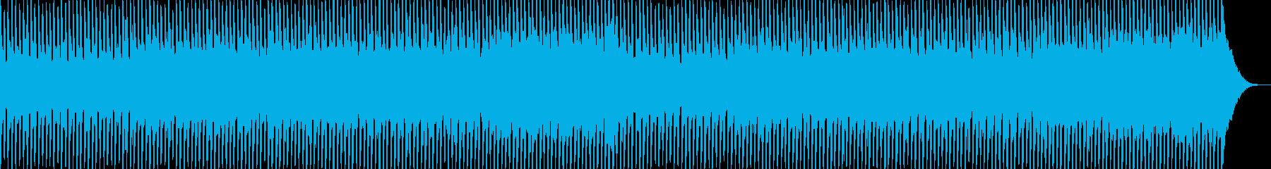 企業VP系17、爽やかギター4つ打ち2aの再生済みの波形