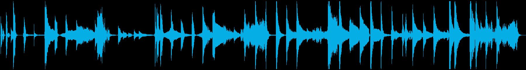 ディキシーランド ラグタイム ブル...の再生済みの波形