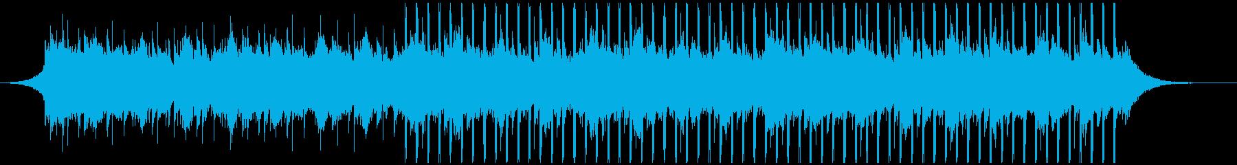 プレゼンテーション(短編1)の再生済みの波形