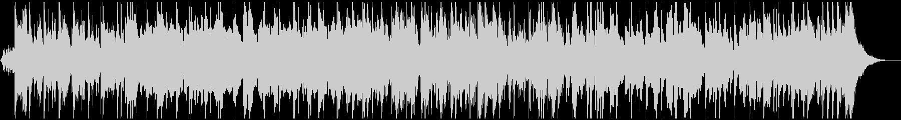 生演奏・ハーモニカとバイオリンのバラードの未再生の波形