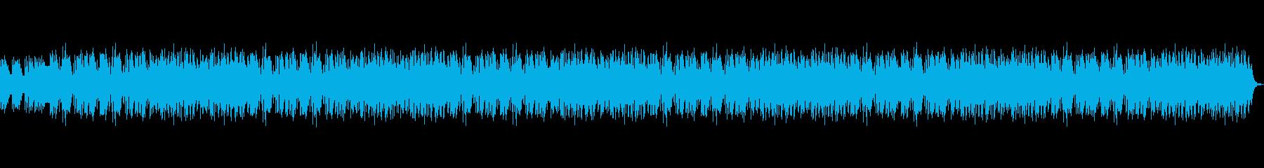 春を感じるお洒落なジャズピアノBGMの再生済みの波形