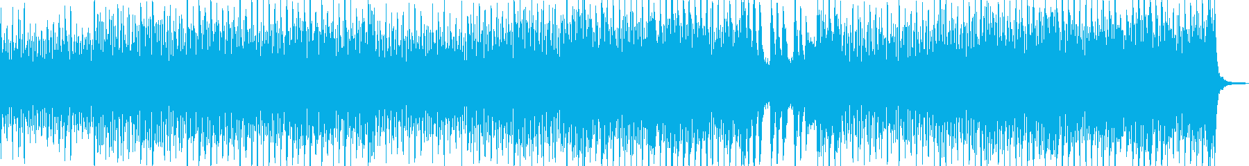 Frozen snowstorm / RPG without percussion A's reproduced waveform