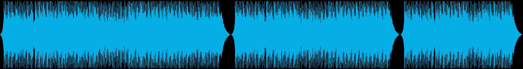 モダン 実験的 アンビエント コー...の再生済みの波形