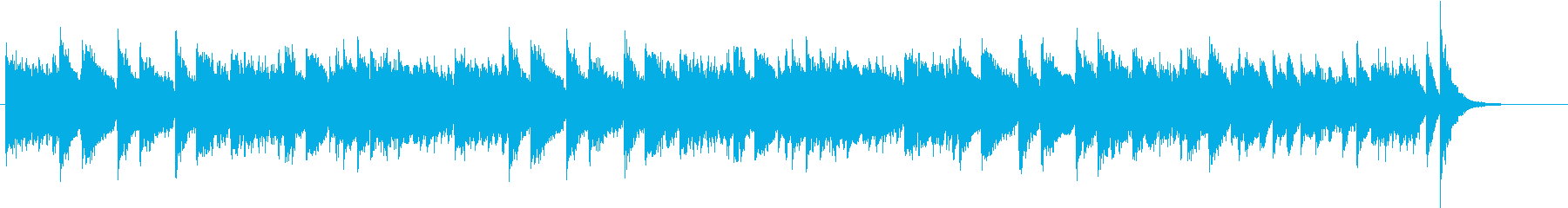 Battle of Jericho: That melody I heard somewhere's reproduced waveform