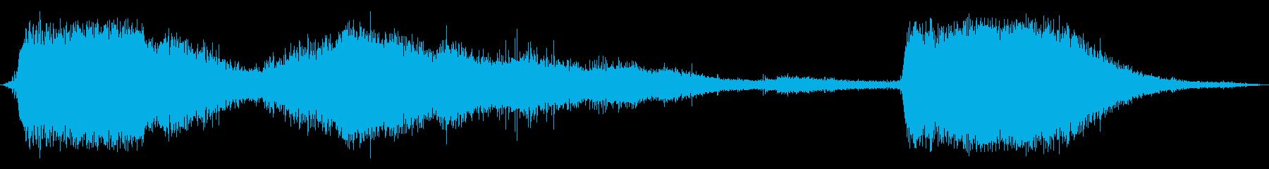 大型倉庫プーリー:プルチェーン、残...の再生済みの波形