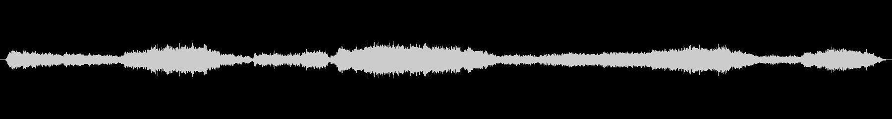 メタル 蓋のスクリーチロング01の未再生の波形