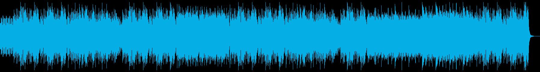 明るく楽しいキッズピアノ:ピアノのみの再生済みの波形