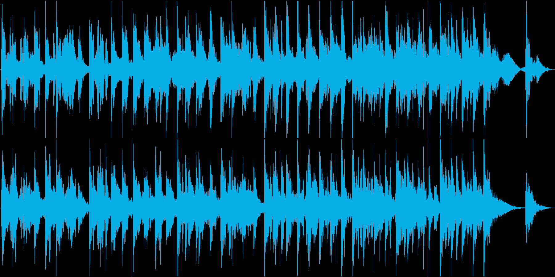 ポップ テクノ モダン 実験的な ...の再生済みの波形