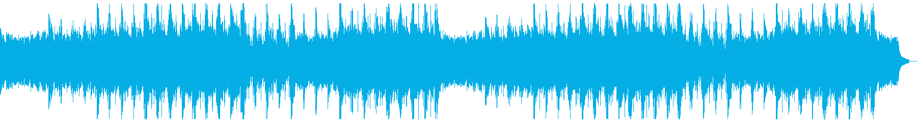 雄大なピアノアルペジオ:フル2回の再生済みの波形