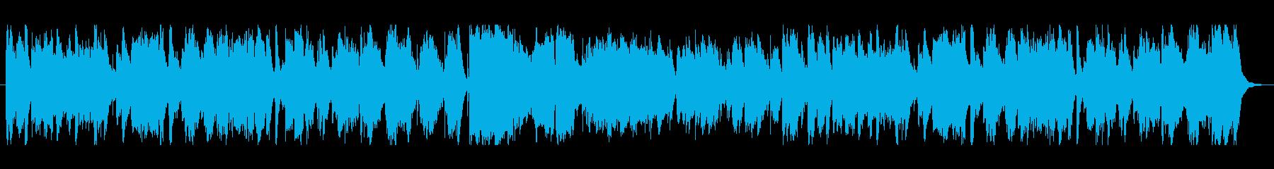 クラリネットとビッグバンドのトラン...の再生済みの波形