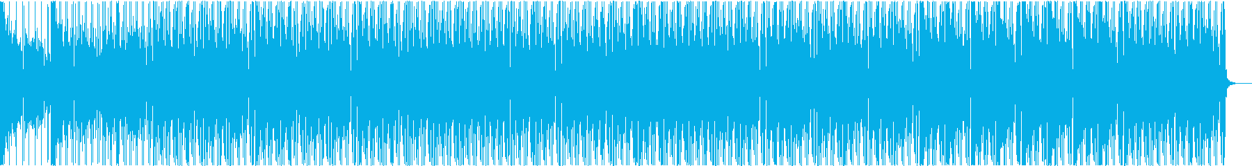 秋、ヒップホップ、ローファイ、夜、クールの再生済みの波形