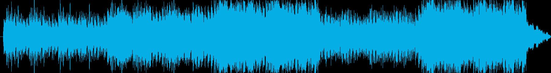 ティーン アンビエント 民謡 コー...の再生済みの波形
