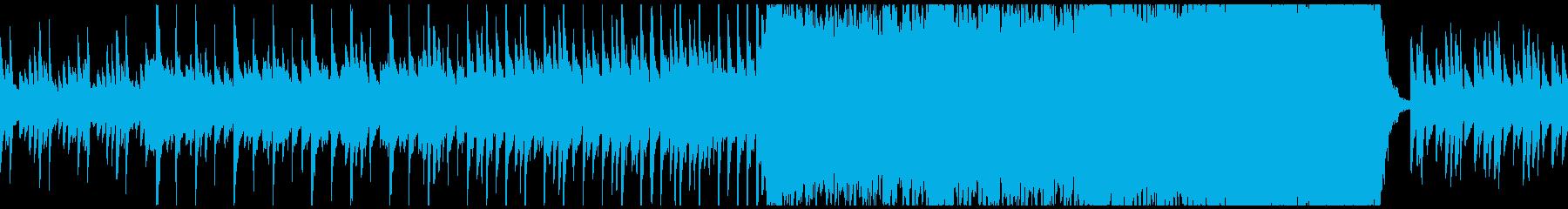 物悲しい・美しい/ゲーム系BGM/M8の再生済みの波形