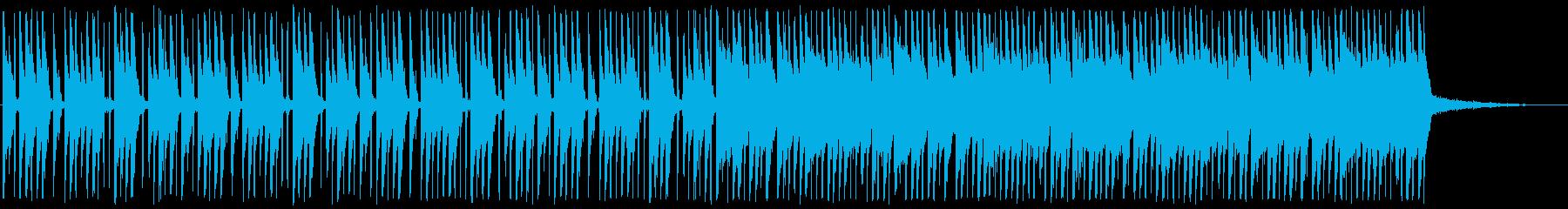 怪しい/潜入_No487_3の再生済みの波形