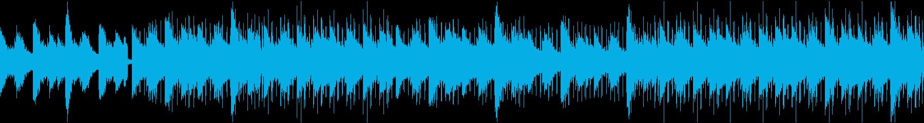 ダンディーでお洒落なスローソウルジャズの再生済みの波形