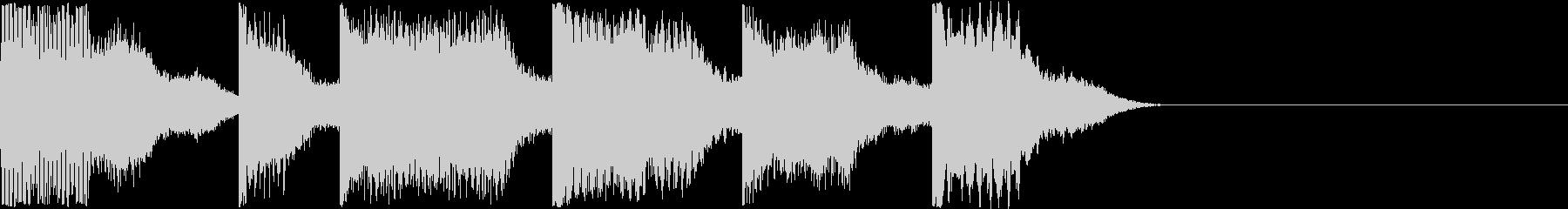 AI メカ/ロボ/マシン動作音 27の未再生の波形