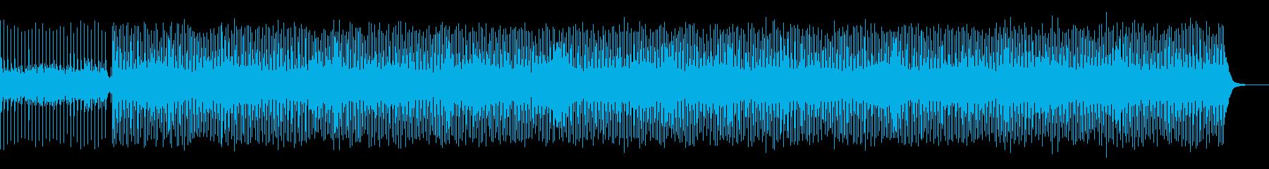 【メロ抜き】口笛やギターが明るく軽快なの再生済みの波形