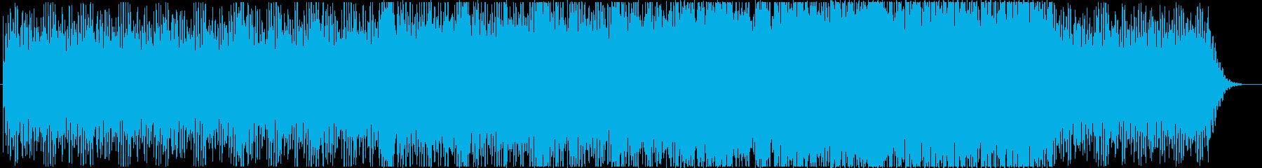 雫~大河への変化を感じる曲の再生済みの波形