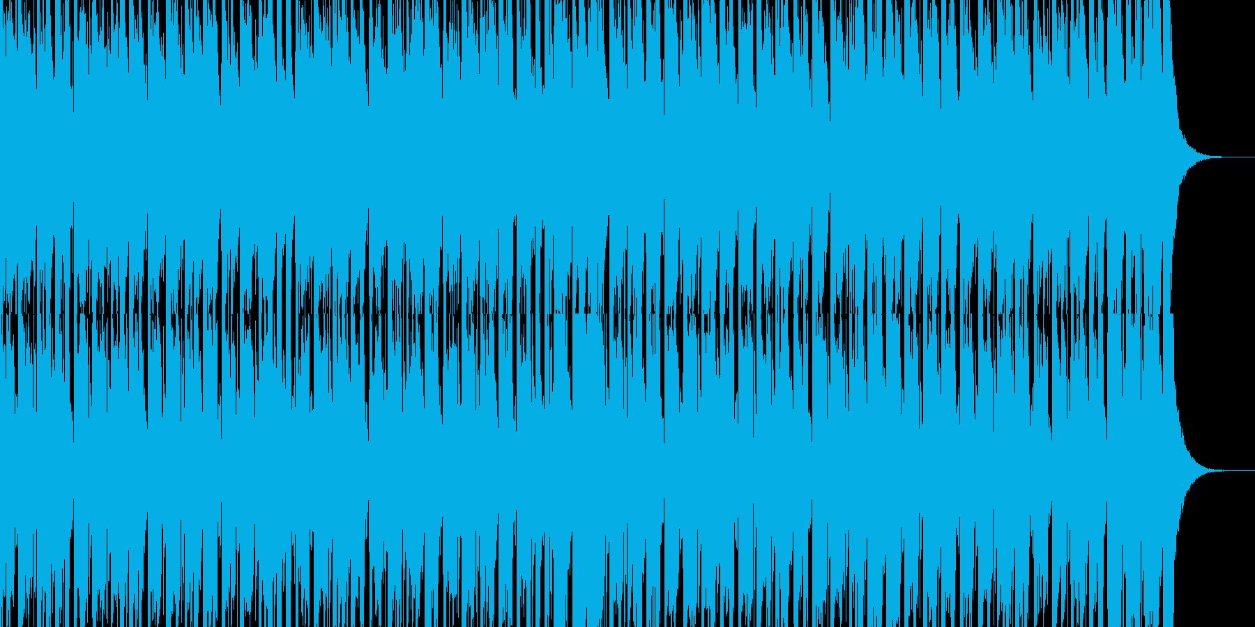 ジングルベル スキャット入り1 ED終止の再生済みの波形