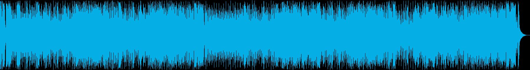 ファンク・ドッキリ・盛り上がるの再生済みの波形