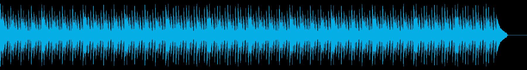 企業VPに 爽やかで明るいピアノメインの再生済みの波形