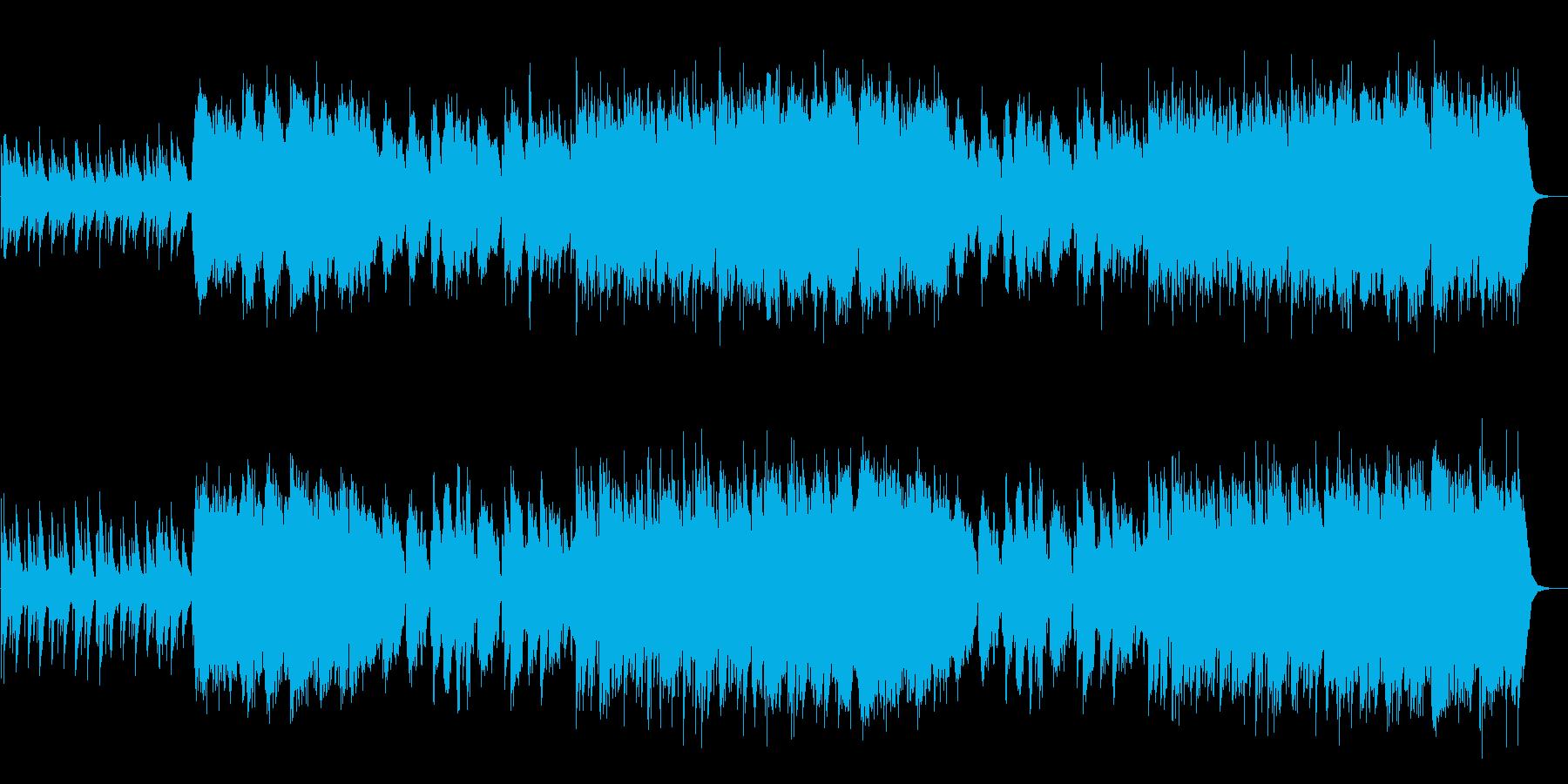 【生演奏】切なく感動的な和風尺八バラードの再生済みの波形